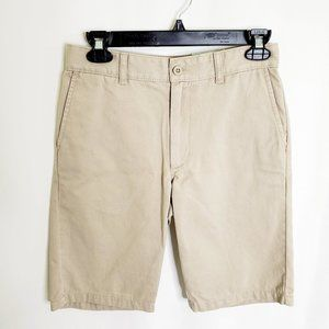 Boys School Shorts Adjustable Waist